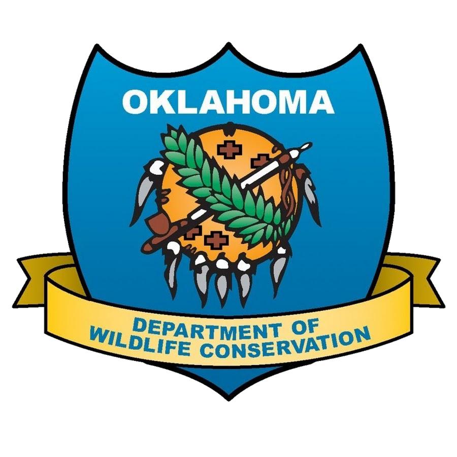 Logotipo del Departamento de Conservación de la Vida Silvestre de Oklahoma